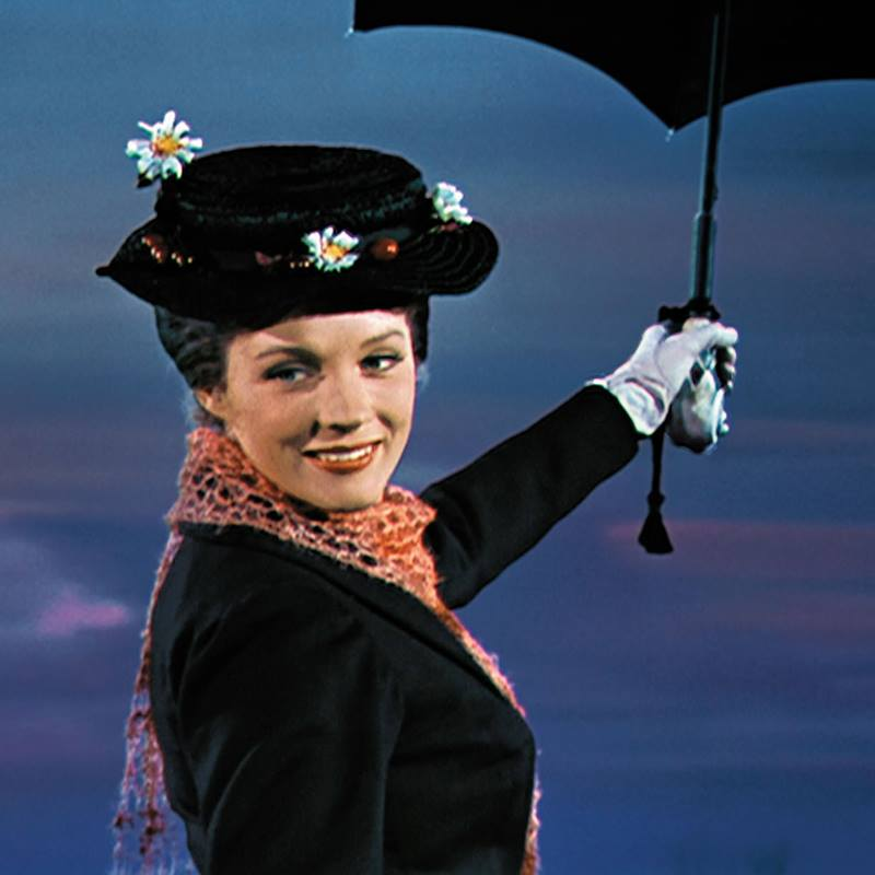 tata Mary Poppins