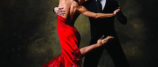 tango...Sensual dance